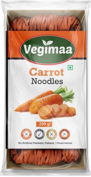 Grenera Carrot Noodles Instant Noodles Vegetarian