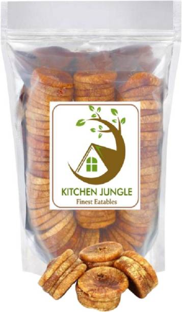Kitchen Jungle Dry Figs   Anjeer Afghani Medium Size Figs