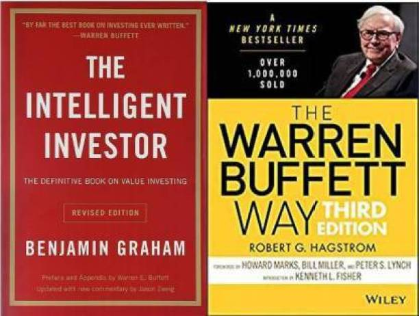 The Intelligent Investor + The Warren Buffett Way (Paperback, Benjamin Grahim, Robert G. Hagstrom)