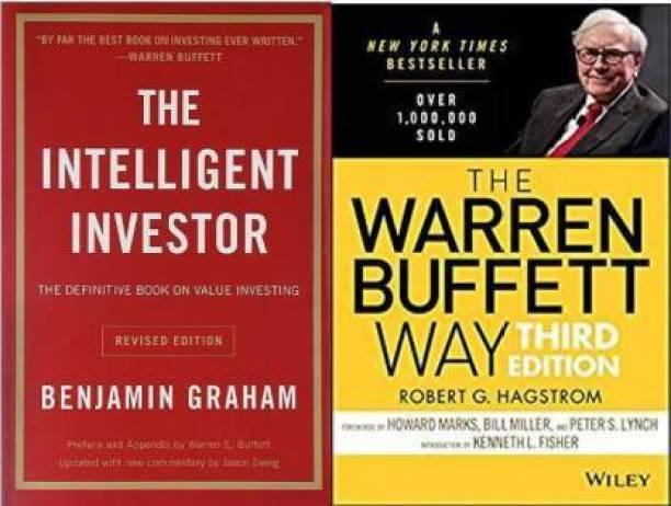 The Intelligent Investor + The Warren Buffett Way (Paperback, Benjamin Grahim, Robert G. Hagstrom)