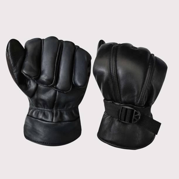 zaysoo Self Design Winter Men Gloves Cycling Gloves Cycling Gloves