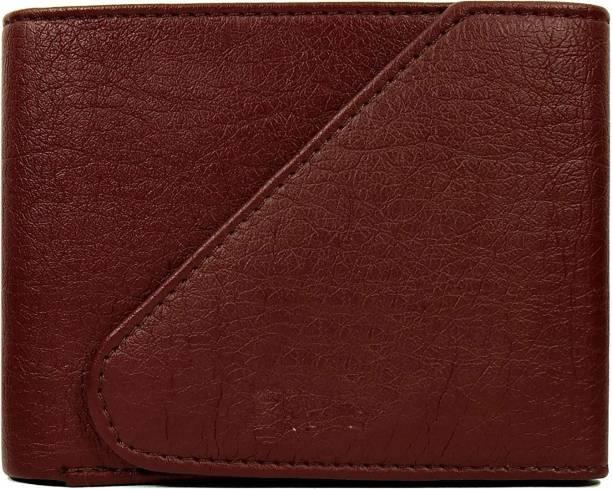 STYLER KING Men Maroon Artificial Leather Wallet