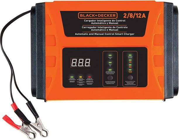 BLACK+DECKER BC12-B2 0.5 ft Battery Jumper Kit