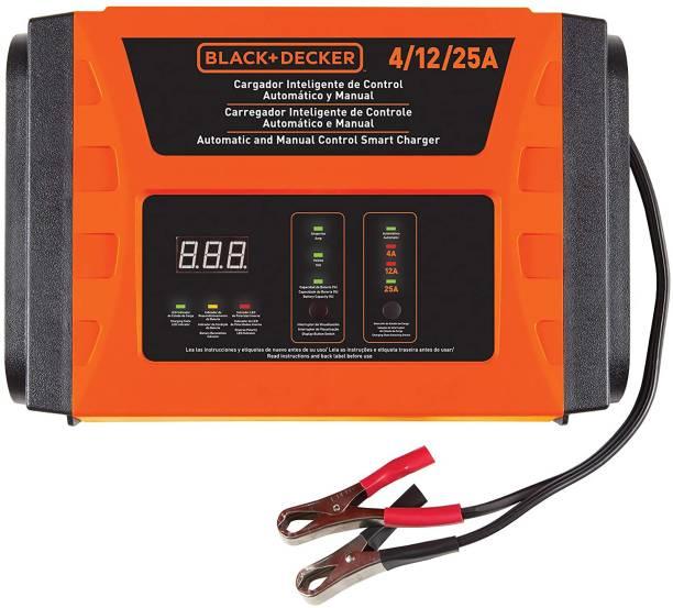 BLACK+DECKER BC25-B2 0.5 ft Battery Jumper Kit