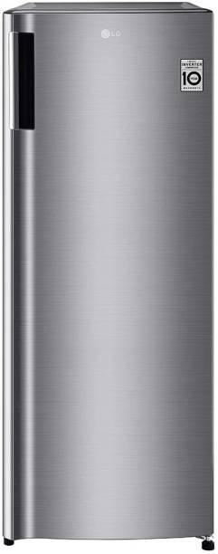 LG 171 L Single Door Upright Freezer