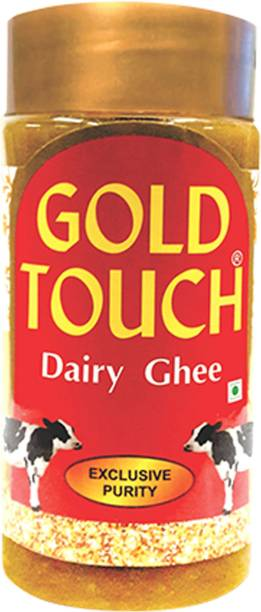 Gold Touch Dairy Ghee 200 ml Plastic Bottle