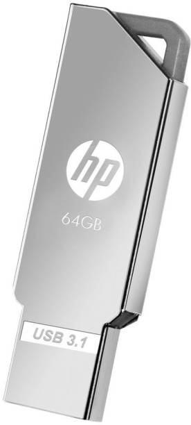 HP X740W 64 GB Pen Drive