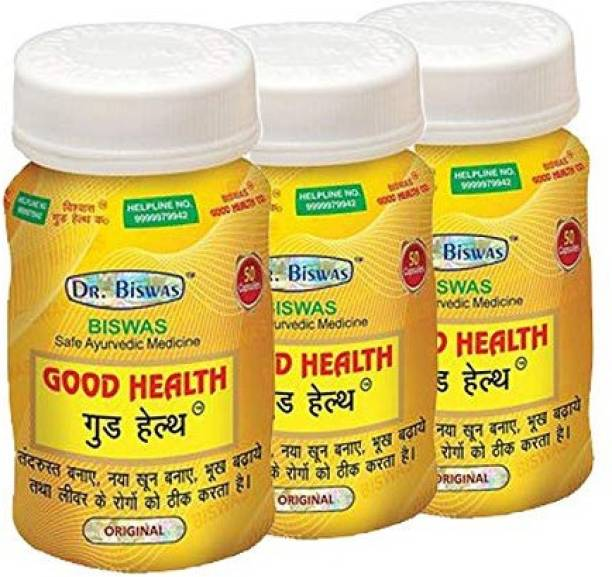 good health capsule dr biswas Good Health