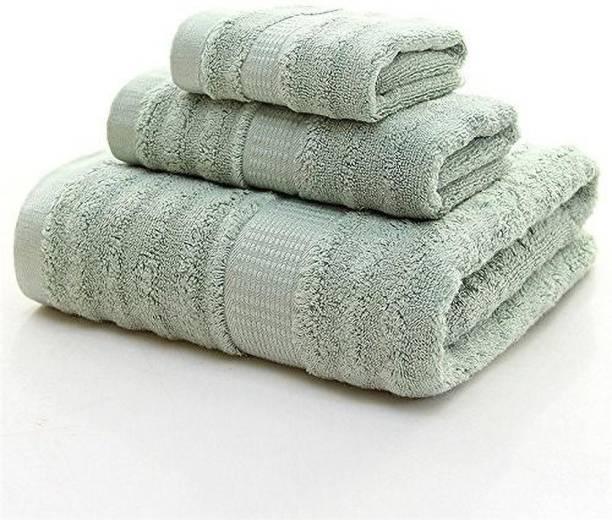 mush Bamboo 600 GSM Bath Towel Set