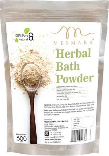 Mesmara Herbal Bath Powder (Sunnipindi/Nalangu Mavu/Ubtan Pack)