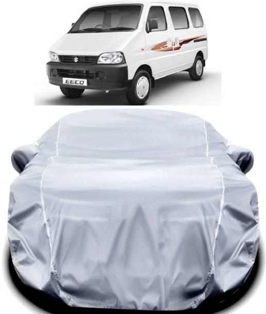 ANTIRO Car Cover For Maruti Suzuki Eeco (With Mirror Pockets)