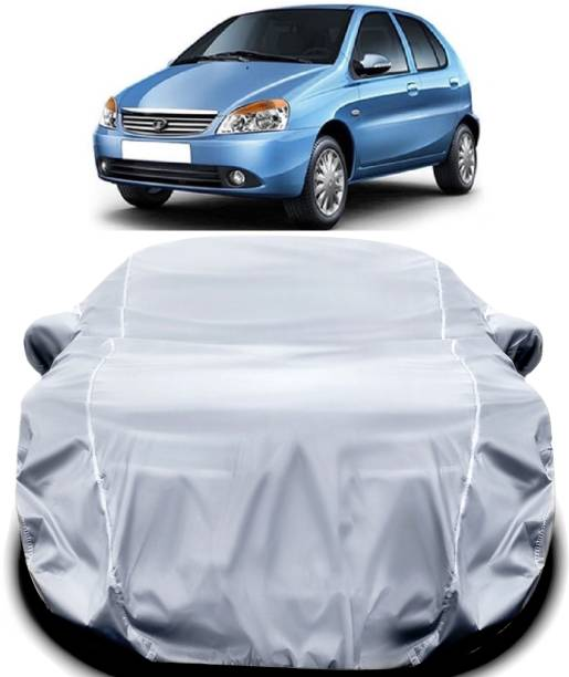ANTIRO Car Cover For Tata Indica (With Mirror Pockets)