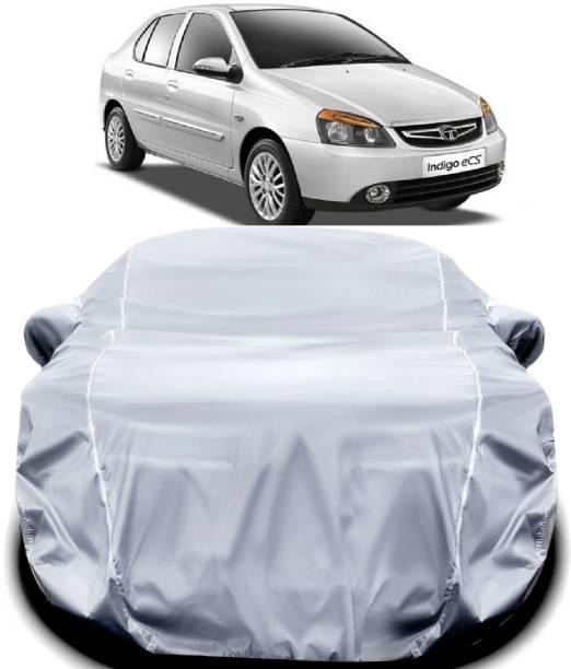 ANTIRO Car Cover For Tata Indigo (With Mirror Pockets)