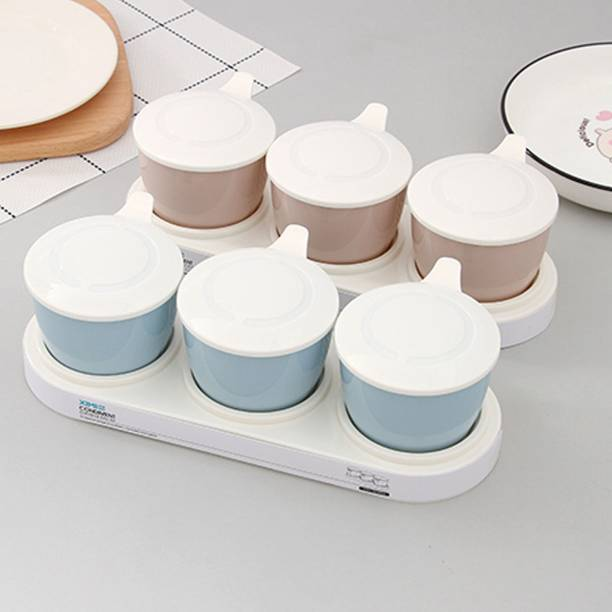 Ximi Vogue Condiment Dispenser Box Set Sauce Set
