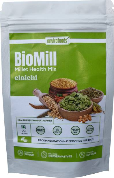 envirofoods by Envirofoods BioMill Millet Health Mix