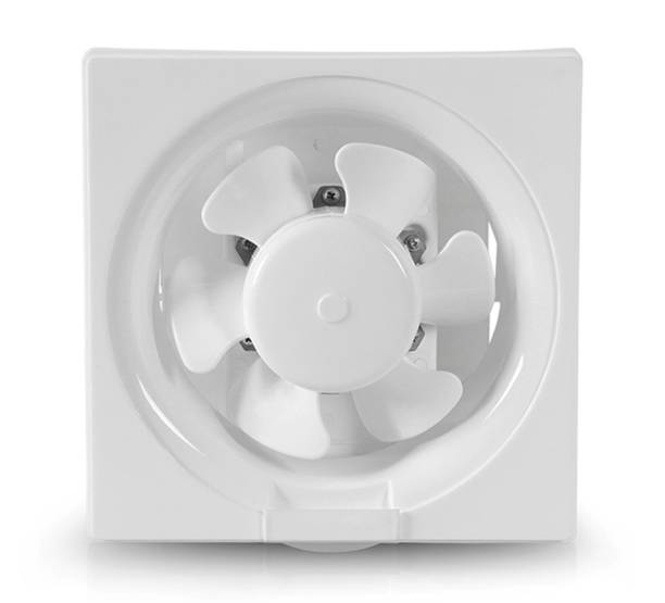 Muchmore Ventilation Fan 6 inches (150mm) Blade Size Exhaust Fan for Home, Kitchen, Office and Bathroom, White 150 mm Exhaust Fan