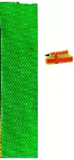 EXPSPORTS green cricket bat toe-guard-pack-1-fevibond Cricket Guard Combo