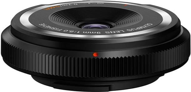 Olympus 9mm f8.0 Fisheye Body Cap Lens BCL-0980 for Micro 4/3 Cameras  Lens Cap
