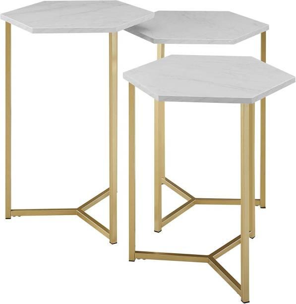 ZINCOPP 2145 Metal Nesting Table