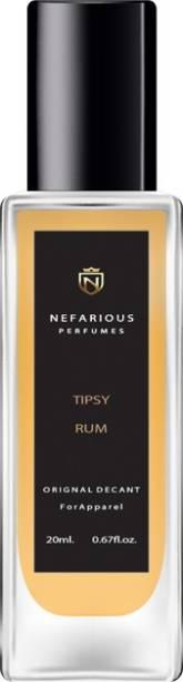 Nefarious Tipsy Rum Eau de Parfum  -  20 ml