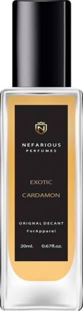 Nefarious Exotic Cardamom Eau de Parfum  -  20 ml