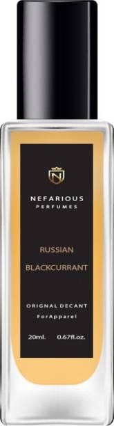 Nefarious Russian Blackcurrent Eau de Parfum  -  20 ml