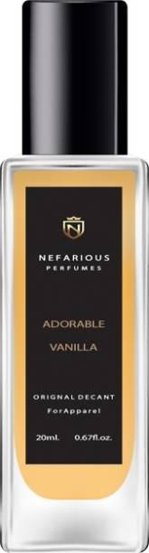 Nefarious Adorable Vanilla Eau de Parfum  -  20 ml