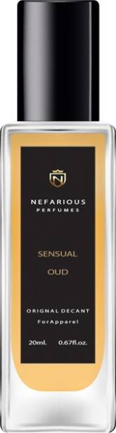 Nefarious Sensual Oud Eau de Parfum  -  20 ml