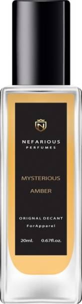 Nefarious Mysterious Amber Eau de Parfum  -  20 ml
