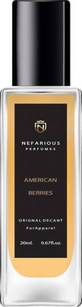 Nefarious Australian Lime Eau de Parfum  -  20 ml