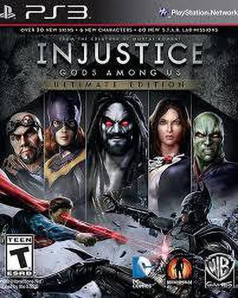 Injustice Gods Among Us (Ultimate Edition) (for PS3) (Ultimate Edition)