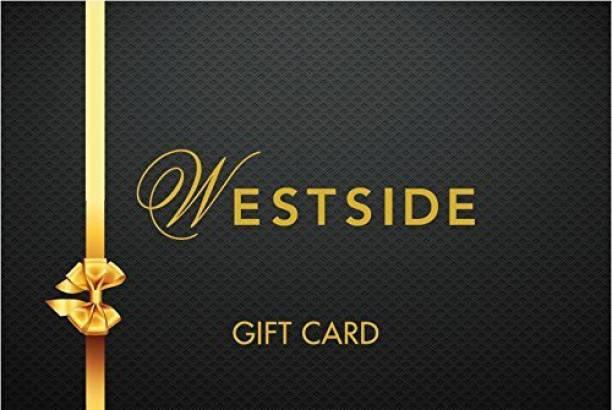 Westside Clothing Physical Gift Card