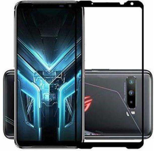 INFINITYWORLD Edge To Edge Tempered Glass for Asus ROG Phone 3