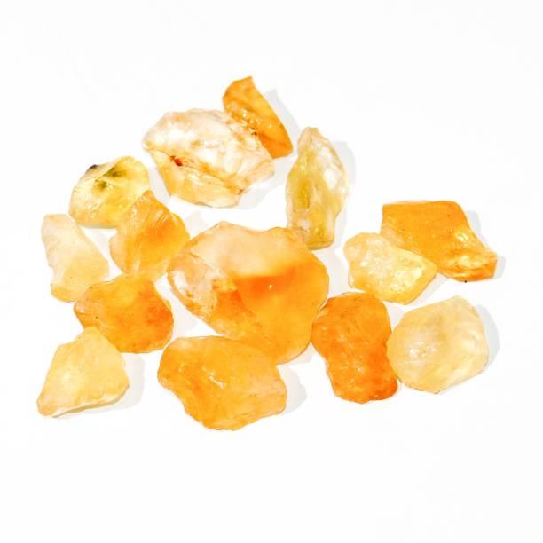 MARKA Citrine Rough Regular Asymmetrical Crystal Stone