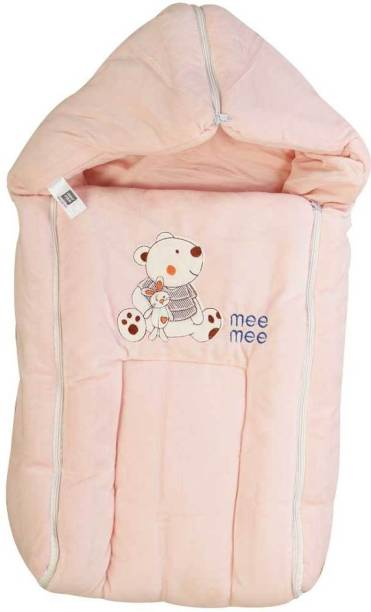 MeeMee Baby Cozy Carry Nest Bag (Baby Sleeping Bag , Pink) Sleeping Bag