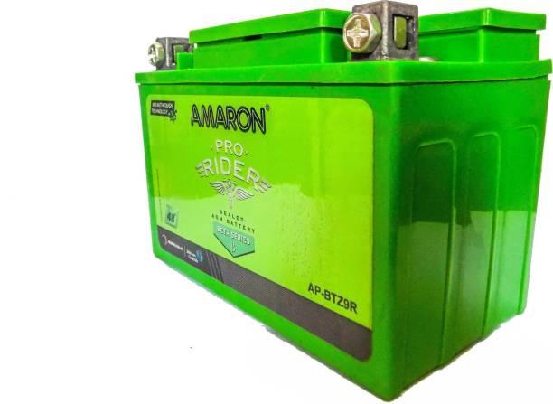 amaron ap-btz9r 9 Ah Battery for Bike