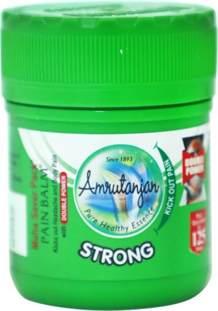 Amrutanjan Strong Pain Balm