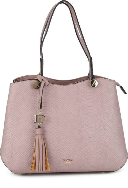 Dune London Women Pink Shoulder Bag
