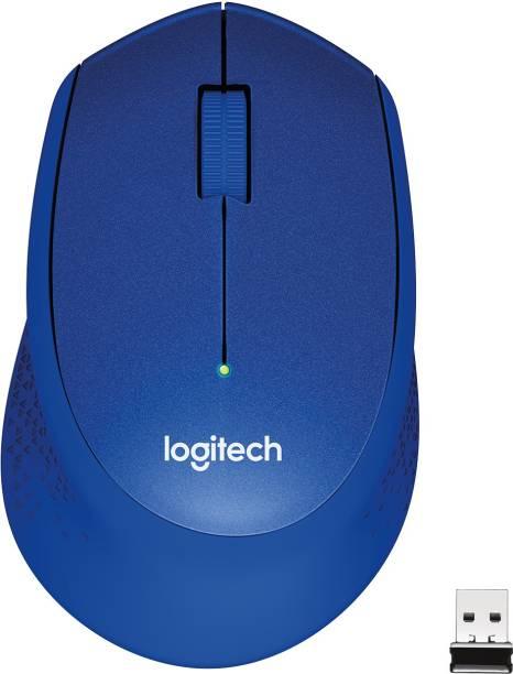 Logitech M331 SILENT Wireless Optical Mouse