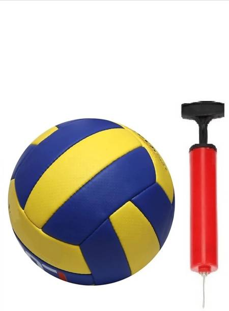 clark pu vollleyball with pump Volleyball - Size: 4