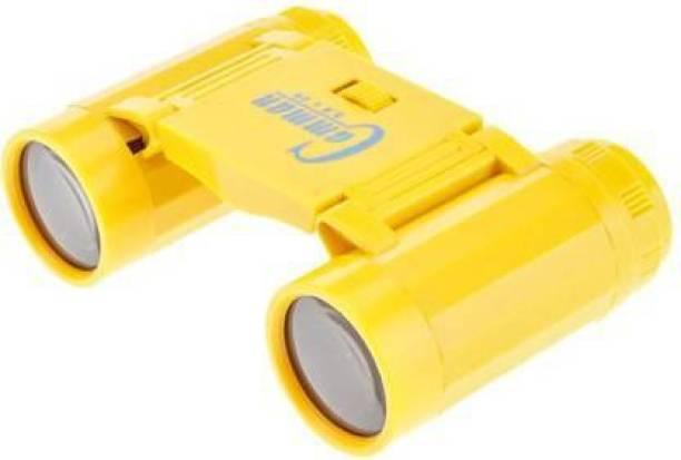 ABS Creation Cammman Day & Night Use Binocular Polarized Folding Telescope for Kids Binoculars Binoculars