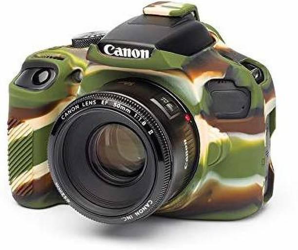 Digiom 1500D Protective Silicon Cover for Canon 1500D  Camera Bag