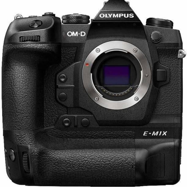 OLYMPUS OM-D E-M1X 20.4 MP Mirrorless Digital Camera (Body Only) Point & Shoot Camera