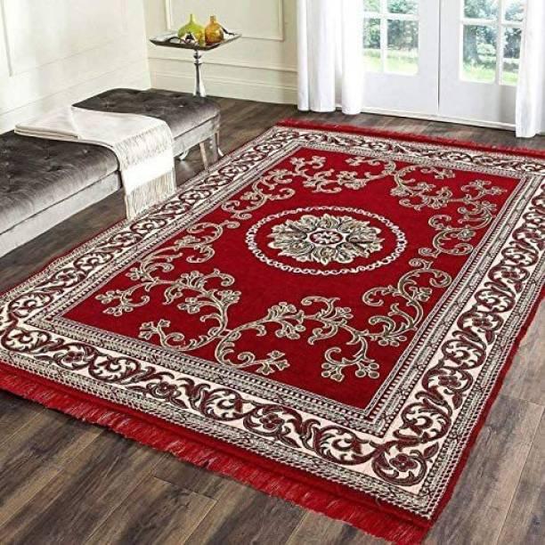 Revive Multicolor Chenille Carpet