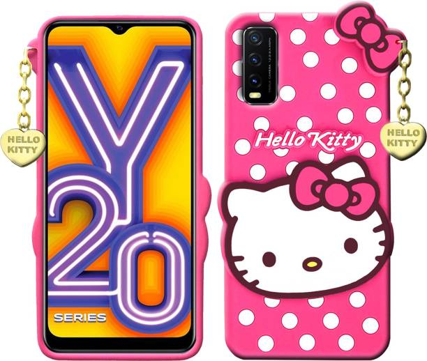 Xester Back Cover for VIVO Y20i