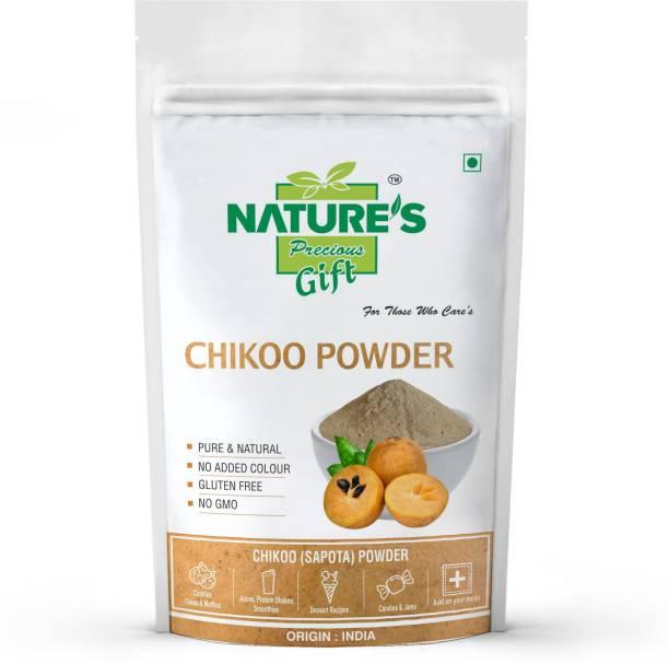 Nature's Precious Gift Chikoo Fruit Powder - 1 KG