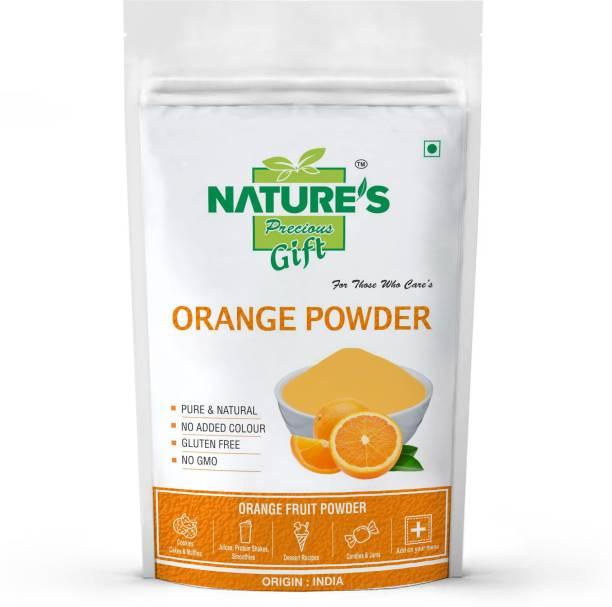 Nature's Precious Gift Orange Fruit Powder - 100 GM