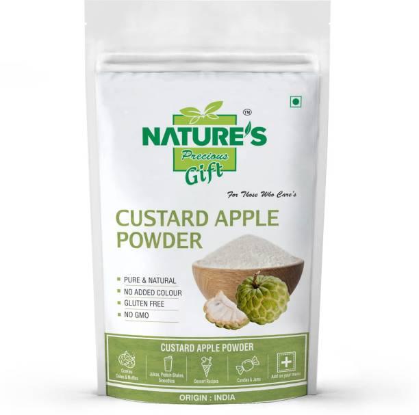Nature's Precious Gift Custard Apple - 400 GM