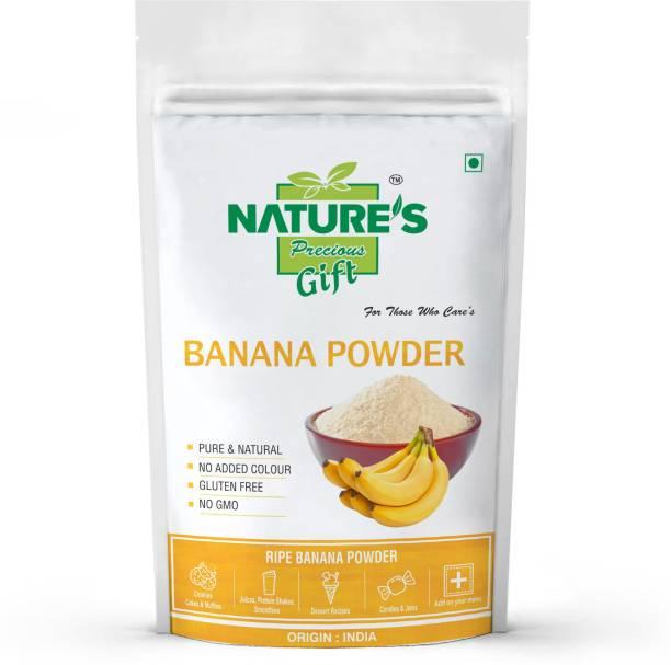 Nature's Precious Gift Banana Powder - 200 GM