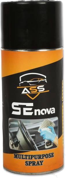 STE nova Multipurpose Fast Acting Spray for Car (150 ML) Degreasing Spray